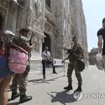 유럽, 테러위협에 '신경쇠약'…수상한 거동·소동에도 바짝 긴장