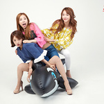 김소희, CIVA 완전체와 CF 촬영…광고계 블루칩 급부상