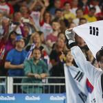 이대훈, 태권도 68㎏급 동메달…런던에  이어  2회 연속 메달