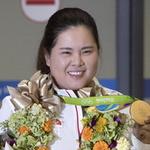 박인비 세계여자골프랭킹 4위로 올라서