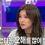 """'라디오스타' 이선빈, 성형설에 돌직구 """"다 화장발이다"""""""