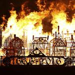 불타는 런던