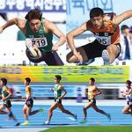경기 역도 기선제압… 인천 수영 승승장구
