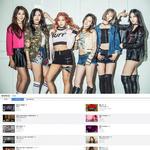 베리굿 '안 믿을래', MV 차트 1위…트와이스·블랙핑크와 어깨 나란히