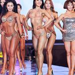 머슬마니아 이하린, 섹시+건강美 UP 당당한 런웨이 '압권'