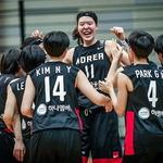 U-18 여자농구팀 일본전 12년 만에 보란 듯 이겼다
