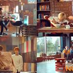 방탄소년단, SKT '누구(NUGU)' 능청스러운 코믹연기 화제