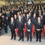 김영삼 전 대통령 1주기 추모식