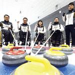 인천장애인체육회 휠체어컬링팀 창단
