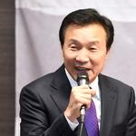 인천 북콘서트 참석한  손학규 전 민주당 대표