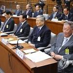 최순실 일가 불참한 '맹탕 청문회', 재벌 총수 9명은 모두 출석