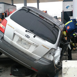 인천대교 교통사고 잇따라 발생