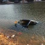 용인 저수지에 빠진 트럭 70대 남녀 2명 시신 발견