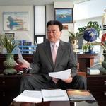 [차 한잔합시다]19 .이해우 인천항운노동조합 위원장