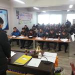 연천 사과연구회 연시총회 재배기술 등 소득증대 협력
