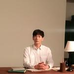 """온주완  """" 어른의 삶이니"""" … '윤동주' 문청같은 '고뇌'"""