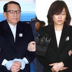 김기춘·조윤선 특검 출석