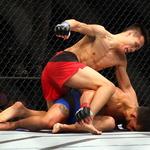 정찬성 3년 6개월 공백 무색했다… UFC 복귀전 KO승