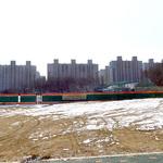 """땅 확보 안 된 상태서 """"아파트단지 토지매입 완료"""""""
