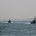 인천해역방어사령부,  해상기동훈련 실시