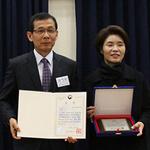 안산환경재단, 2017 대한민국 녹색기후상 수상