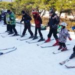 인천경기기자협회 제1회 스키캠프 열어 추억 선사