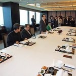 정의장·여야 중진, 탄핵 정국 논의