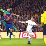 바르셀로나, 챔스리그 극적으로 8강 점프