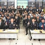 김양제 경기남부경찰청장, 여주경찰서 치안현장 방문