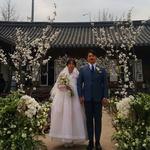 버즈 윤우현 럼블피쉬 최진이, '오빠 동생'서 이제는 '부부' … '사랑의 계절' 시작