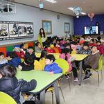 인천경찰청, 어린이 대상 과학수사 체험교실 운영