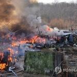 구룡마을 화재, TF 통한 '구호 대책' 진행 … 일단 '처소 문제' 해결