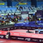 2017 ITTF 월드투어 코리아오픈국제탁구대회 열전이 시작됐다