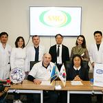 성빈센트병원, 카자흐스탄 의료그룹 병원과 업무협약