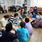 근로복지공단 안산병원 나이팅게일 간호봉사단, 노인 건강 지킴이 활동 전개