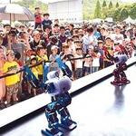 [제95회 어린이날 행사] 이것이 '로봇 군무'