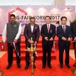 인도시장 공략나선 도 우수상품… 'G-FAIR' 개막