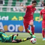 U-20 축구대표팀 평가전 패배는 없었다