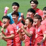 U-20 월드컵 우승도 가능하겠어!… 젊은 태극전사들 '파이팅' 넘친다