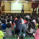 인천중부경찰서, 어린이 대상 교통안전교육 진행