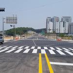 여주시, 법무단지~이편한세상아파트간 도시계획도로 개설 완료