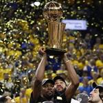 NBA 챔피언, 2년 만에 '골든팀'
