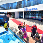 서해5도 수산물복합문화센터 개장 … 소비자 직거래 가능