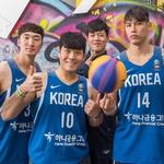 한국 3대3 농구팀, 월드컵서 값진 첫 승