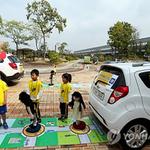 경기도내 어린이공원,  교통안전 대책 시급하다