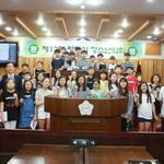 송북초 학생들, 평택시의회 '청소년의회' 참여 열띤 토론