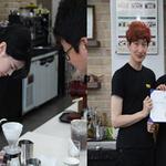 서울현대 커피바리스타학과 과정, 땅커커피배 핸드드립 대회 성료