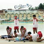 캐리비안 베이, 국내유일 세계워터파크협회 수상 안전 캠페인 참여