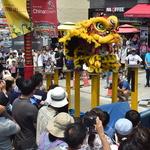 차이나타운서 중국전통문화축제