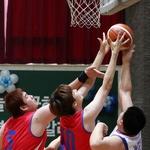 누구 공일까요?… 고양시장컵 지적장애인 농구대회 열띤 경쟁